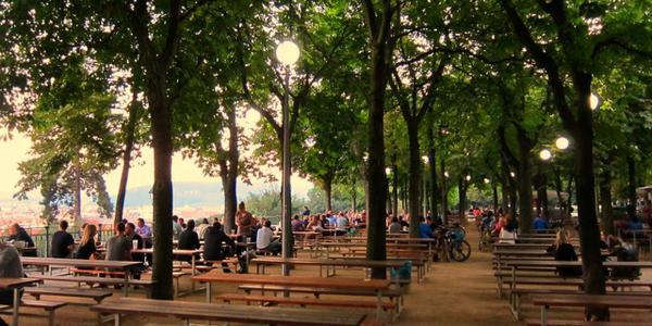 meilleur parc prague